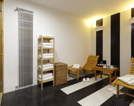 The Best Western Premier CHC Airport of Genoa puts at your disposal a relax room, ideal to relax after using the mini gym or biosauna!