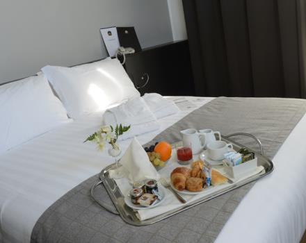 Looking for service and hospitality for your stay in Genoa? book/reserve a room at the Best Western Premier CHC Airport
