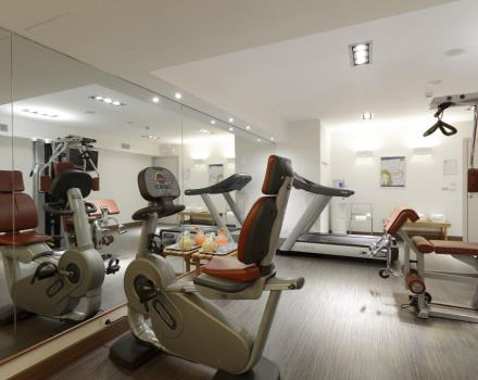 Book Best Western Premier CHC Airport and you will have access to the minigym!