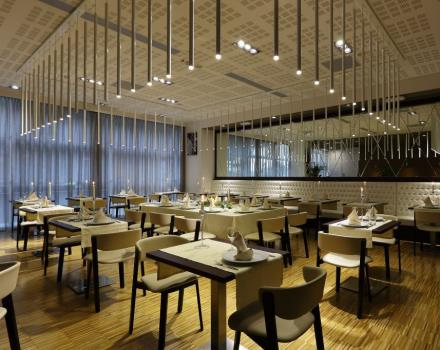Looking for an Hotel with a great restaurant? Make a reservation at the Best Western Premier Airport CHC!