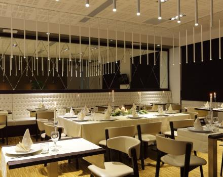 Do you want an Hotel in Genoa with a restaurant? Choose Best Western Premier CHC Airport!