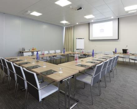 Discover the Conference rooms of the Best Western Premier Airport CHC and plan your event in Genoa!