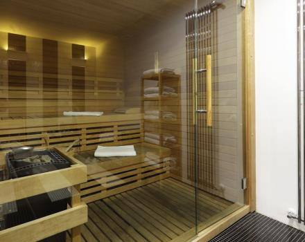 Book Best Western Premier CHC Airport and you will have access to the biosauna!