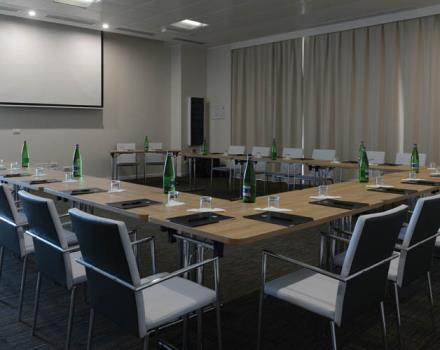 Discover the conference rooms in the Best Western Premier CHC Airport and organize your events in Genoa