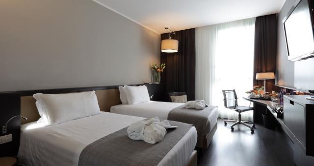 Best western premier chc airport design hotel 4 stelle a for Design hotel genova