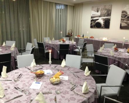 Looking for a location for your event? Choose Best Western Premier CHC Airport of Genoa!