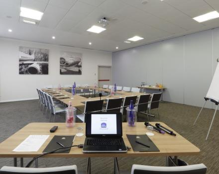 You need to organize an event or looking for a meeting room in Genoa? Discover Best Western Premier CHC Airport!